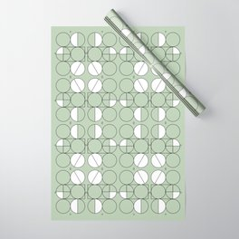 Geometric Pattern Wrapping Paper