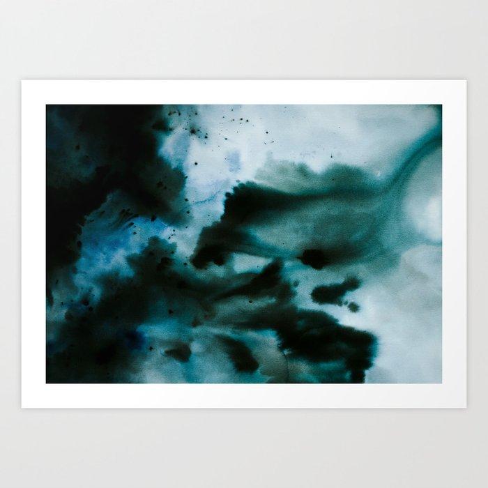 Moody AF Art Print