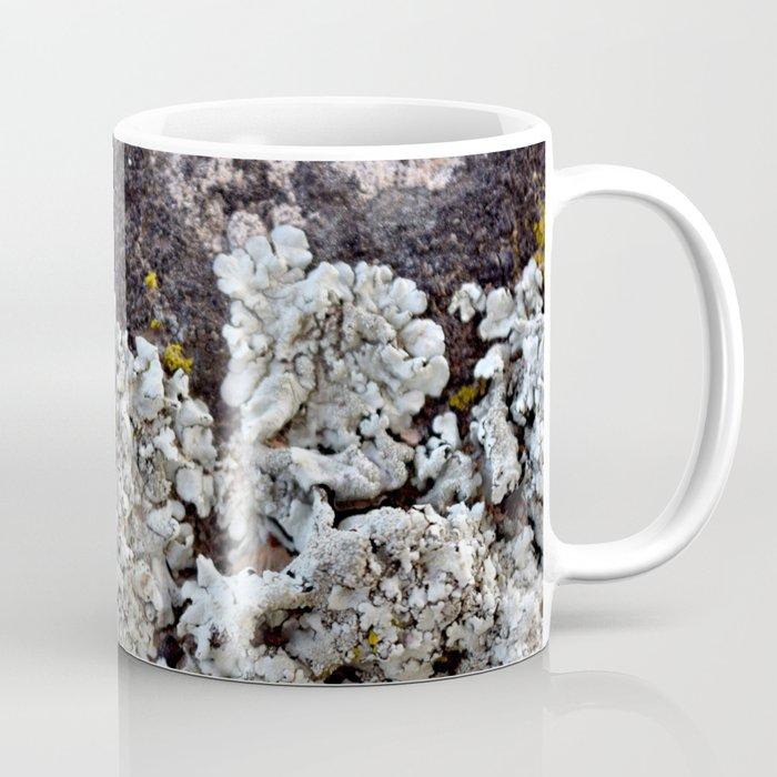 Smattering of Lichens Coffee Mug