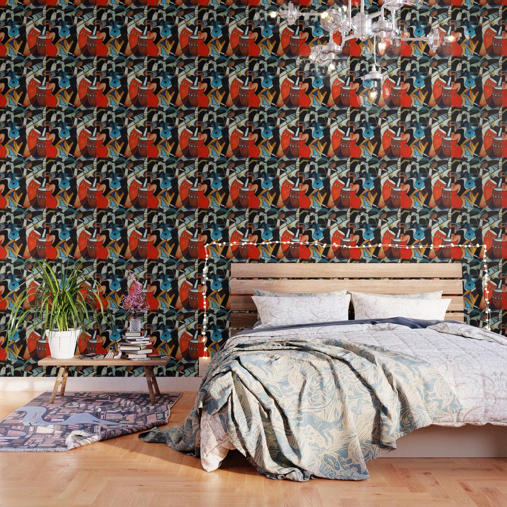 Copa Cabana Wallpaper by Valvescovi WPP9040987
