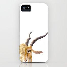 Zootopia~~Gazelle iPhone Case