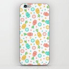 Pineapples iPhone Skin