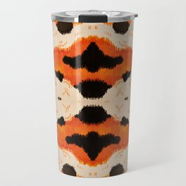calico rorshach Travel Mug