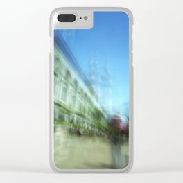 Ferry Building Clear iPhone Case