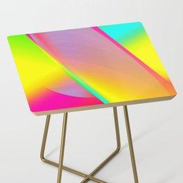 Rainbow series I Side Table