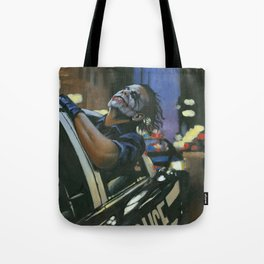 Joker - The City is Mine Tote Bag