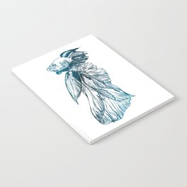 A Fish Tale Notebook