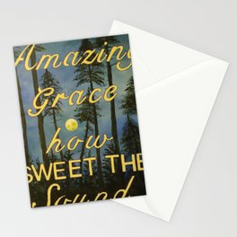 Amazing Grace Stationery Cards