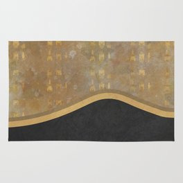 wave two Rug
