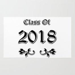 Class Of 2018 Rug