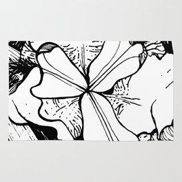 Mandala full page #079 Iris Rug