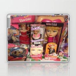 #BarbieLou with tomodachi  Laptop & iPad Skin