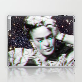 Frida in Space Laptop & iPad Skin