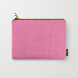 Vibrant Bouquet ~ Pink Carry-All Pouch