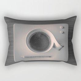 Modern Breakfast Rectangular Pillow