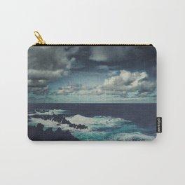 Wild Atlantic Ocean Madeira Carry-All Pouch