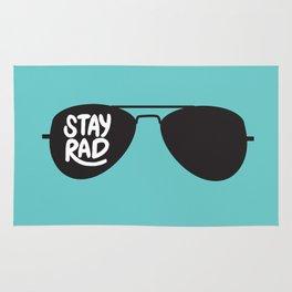 Stay Rad Rug