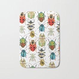 Beetle Compilation Bath Mat