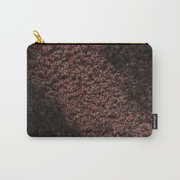 Autumn's red hedge Carry-All Pouch