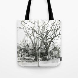 Park Hill Cottonwoods Tote Bag