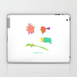 Little Creatures from the Sea Laptop & iPad Skin