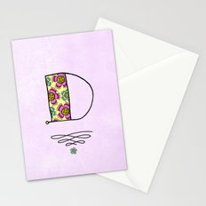 D d Stationery Cards