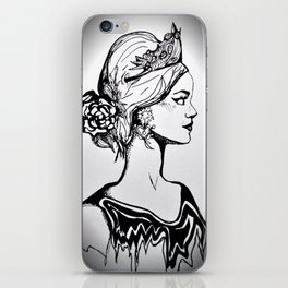 queen iPhone Skin