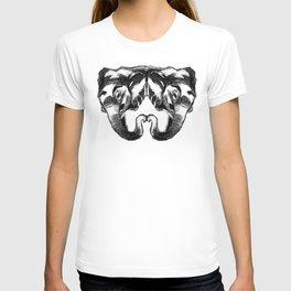 Elephant Twins T-shirt