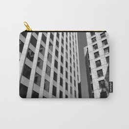 Bostonian Architecture Carry-All Pouch