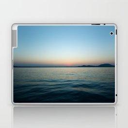 Subtle sunset Laptop & iPad Skin
