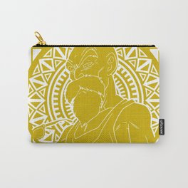 Stained Glass - Dragonball - Muten Roshi Carry-All Pouch