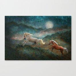 Celestial Spirits Canvas Print