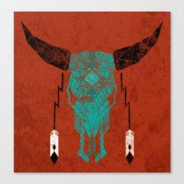 Southwest Skull Canvas Print