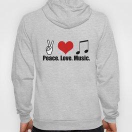 Love Music Hoody