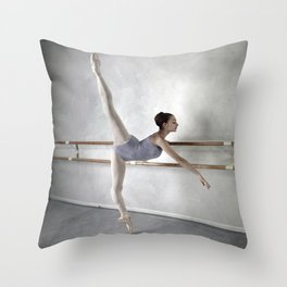 Penchee Throw Pillow