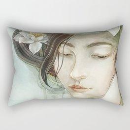 Pond Rectangular Pillow