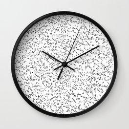 SESAME SEED Wall Clock
