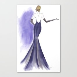"""Ava"" Canvas Print"
