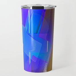 Abstract_cross1 Travel Mug