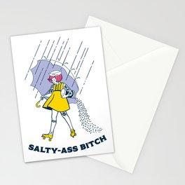 Salty-Ass Bitch Stationery Cards