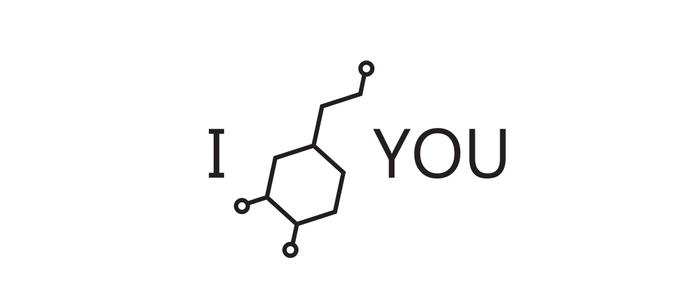 I Love You (Dopamine) Coffee Mug