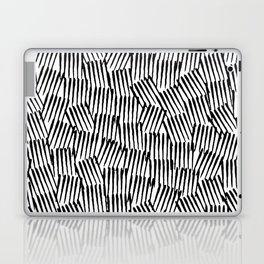 Crosshatched yourself Laptop & iPad Skin