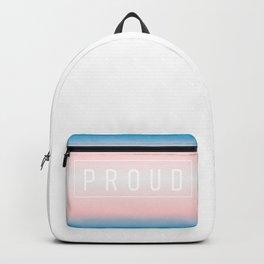 Transgender Flag v2 - Pride Backpack
