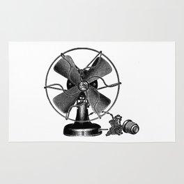 Fan 2 Rug