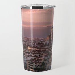 Florence, Italy Cityscape Travel Mug