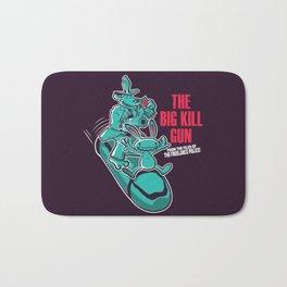The Big Kill Gun Bath Mat