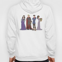 In a Land of Myth and a Time of Magic Hoody