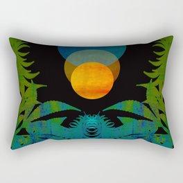 Jupiter Rising Rectangular Pillow