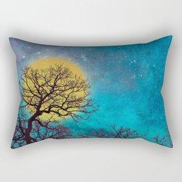 Winter Oaks Rectangular Pillow