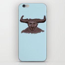 Sweet Bull iPhone Skin